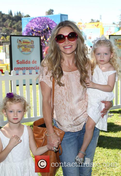 Rebecca Gayheart, Billie Beatrice Dane and Georgia Dane 3