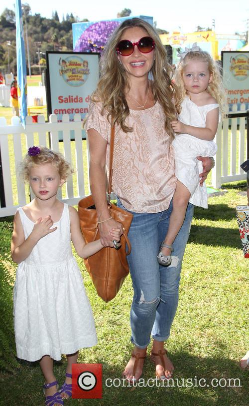 Rebecca Gayheart, Billie Beatrice Dane and Georgia Dane 4