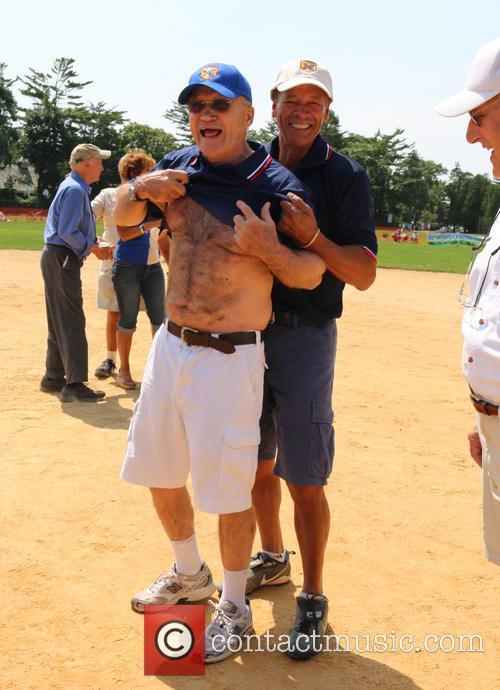 2014 East Hampton Artists Writers Celebrity Softball Game