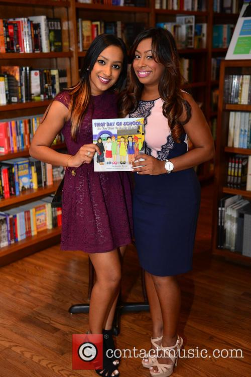 Cheryl Bisram and Jennifer Bisram 1