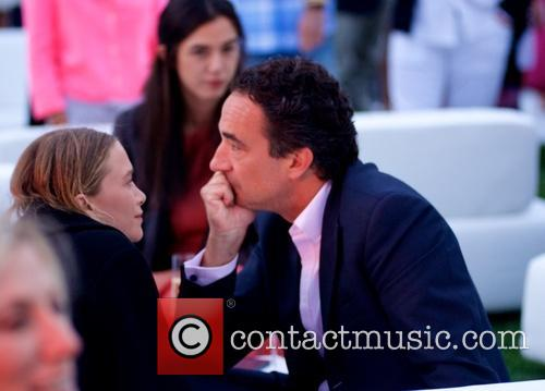 Mary-Kate Olsen and Olivier Sarkozy 2