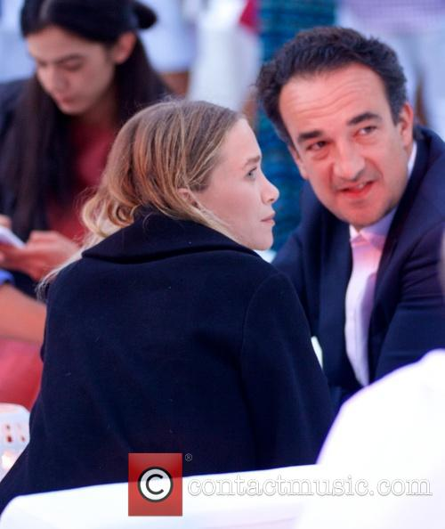 Mary-Kate Olsen and Olivier Sarkozy 5