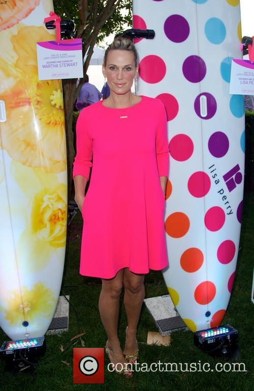 molly sims the hamptons paddle party for 4327654