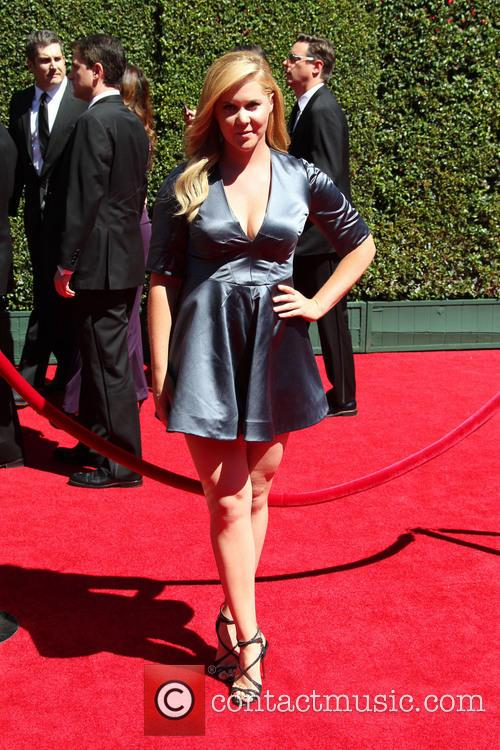 Amy Schumer, Nokia Theatre L.A. Live, Emmy Awards