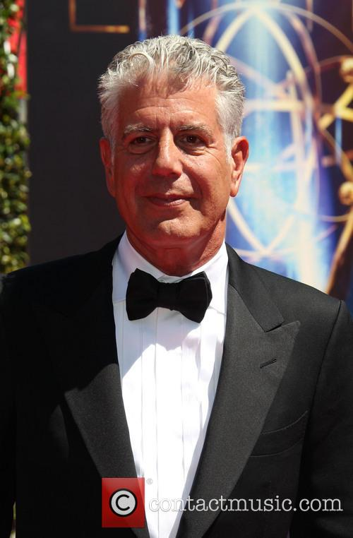 Anthony Bourdain, Nokia Theatre L.A. Live, Emmy Awards