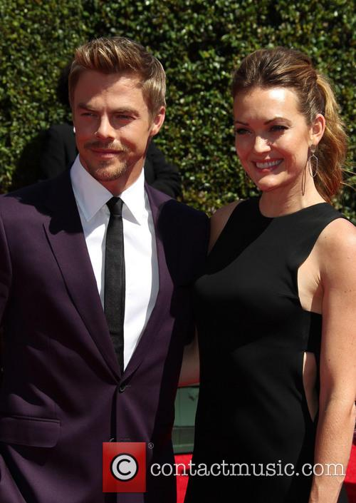 Derek Hough, Nokia Theatre L.A. Live, Emmy Awards