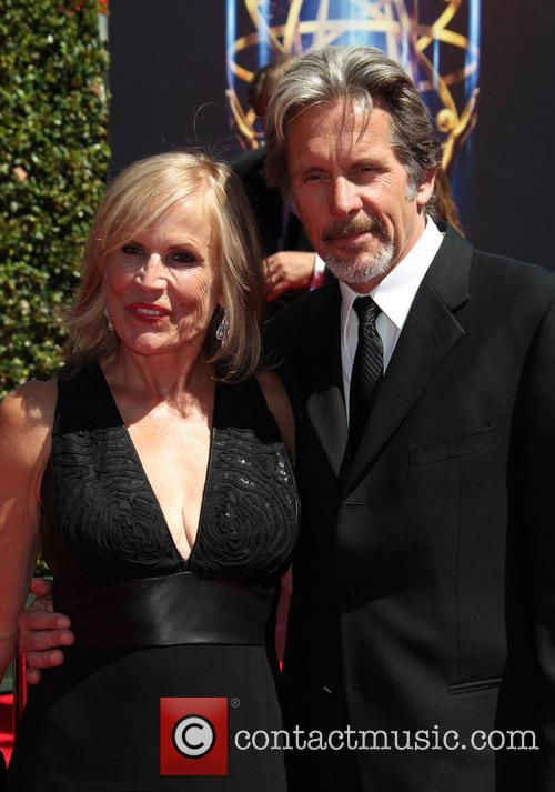 Gary Cole and Teddi Siddall 2