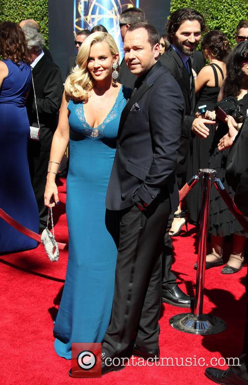Jenny Mccarthy and Donnie Wahlberg 2