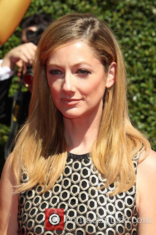 Judy Greer, Nokia Theatre L.A. Live, Emmy Awards