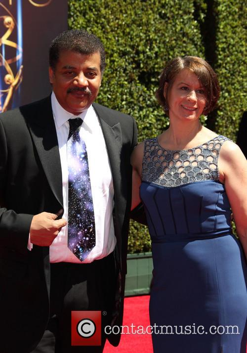 Neil deGrasse Tyson, Nokia Theatre L.A. Live, Emmy Awards