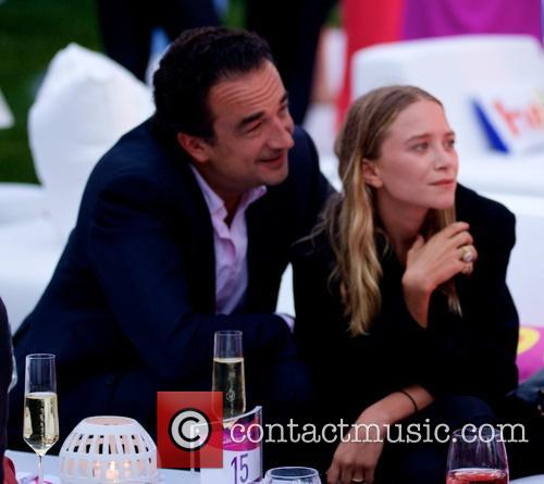 Mary-kate Olsen and Olivier Sarkozy 1