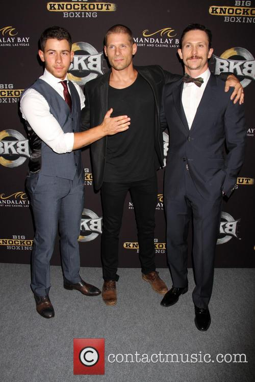 Nick Jonas, Matt Lauria and Jonathan Tucker 4