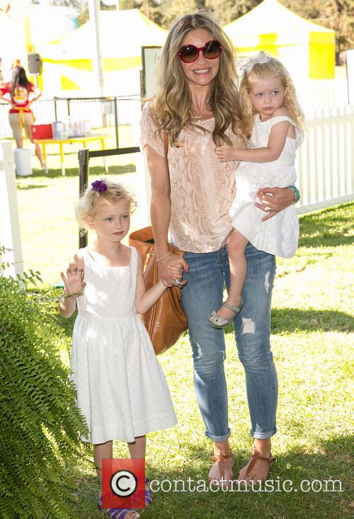 Rebecca Gayheart, Billie Beatrice Dane and Georgia Dane 5