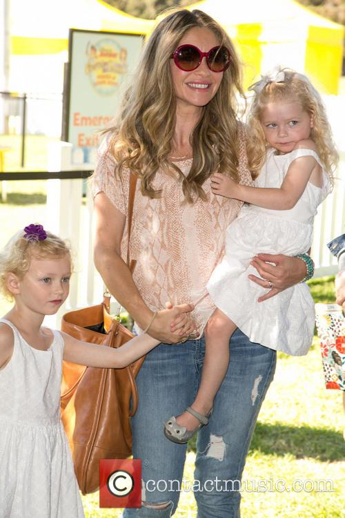 Rebecca Gayheart, Billie Beatrice Dane and Georgia Dane 6