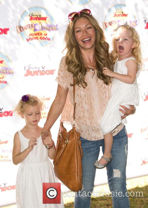 Rebecca Gayheart, Billie Beatrice Dane and Georgia Dane 9