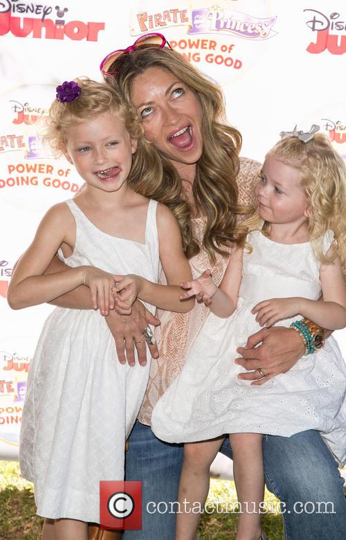 Rebecca Gayheart, Billie Beatrice Dane and Georgia Dane 10