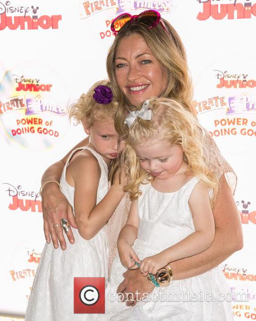 Rebecca Gayheart, Billie Beatrice Dane and Georgia Dane 11