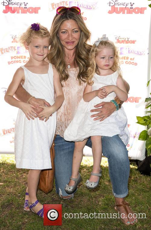 Rebecca Gayheart, Billie Beatrice Dane and Georgia Dane 1