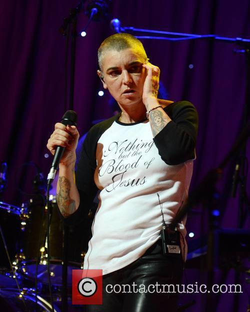 Sinead O Connor performs