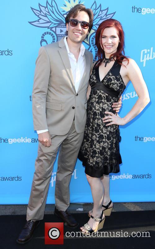 Brad Hansen and Athena Stamos 7