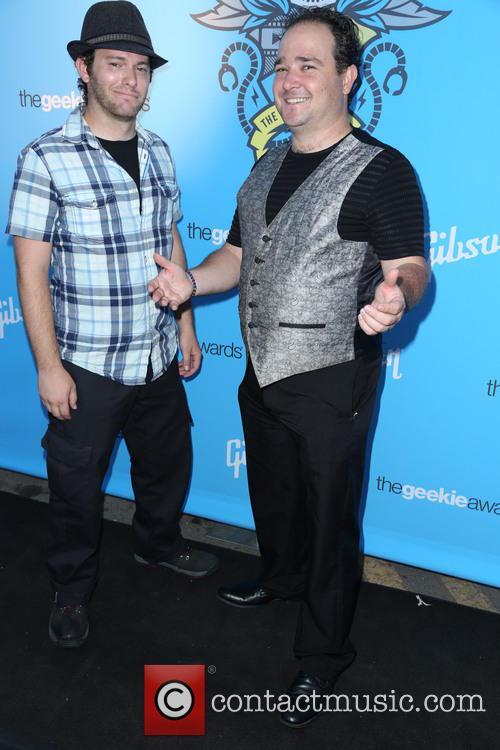 The Geekie Awards 2014