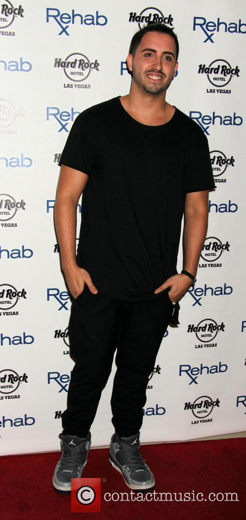 Colby O'Donis at REHAB