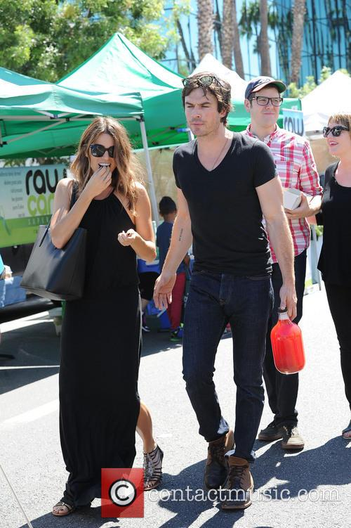 Nikki Reed and Ian Somerhalder 3
