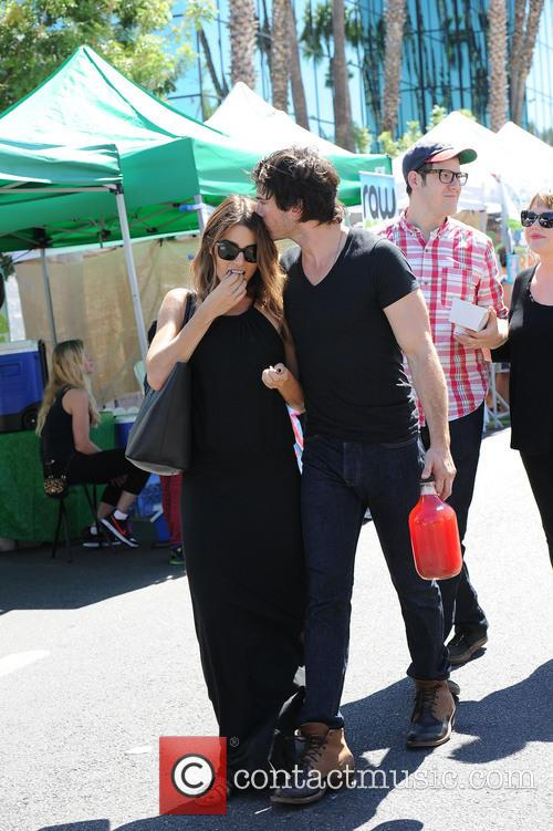 Nikki Reed and Ian Somerhalder 7