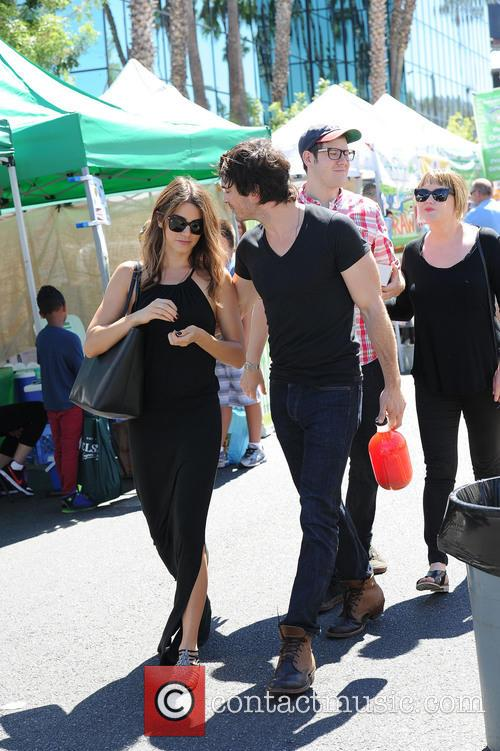 Nikki Reed and Ian Somerhalder 10