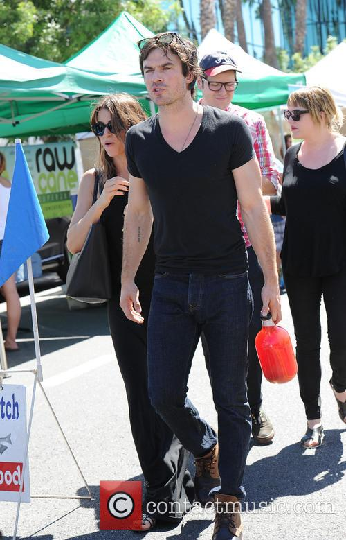Nikki Reed and Ian Somerhalder 11