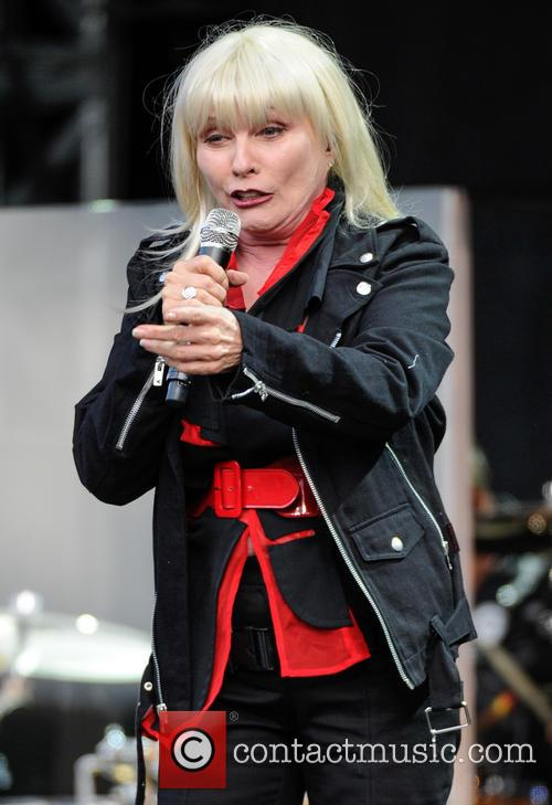 Blondie, Debbie Harry, Weston Park, V Festival