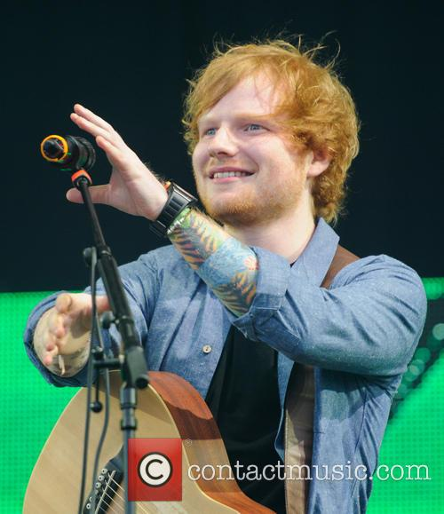 ed sheeran v festival 2014 weston 4328292