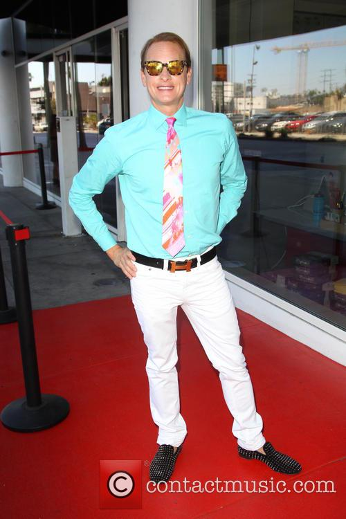 Carson Kressley visits Hollywood Today Live