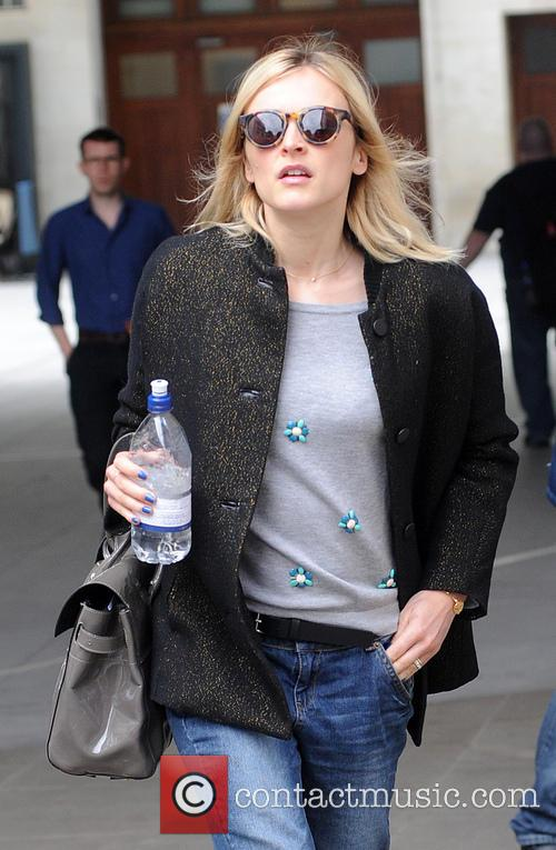 Fearne Cotton pictured at Radio 1