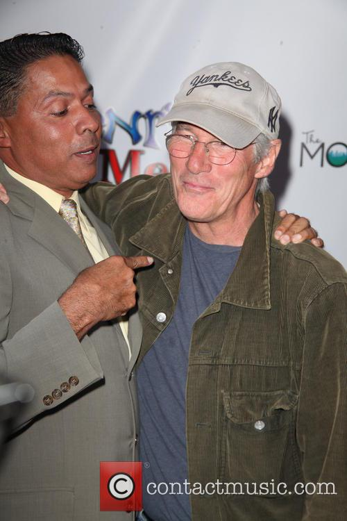 Ray Negron and Richard Gere 8