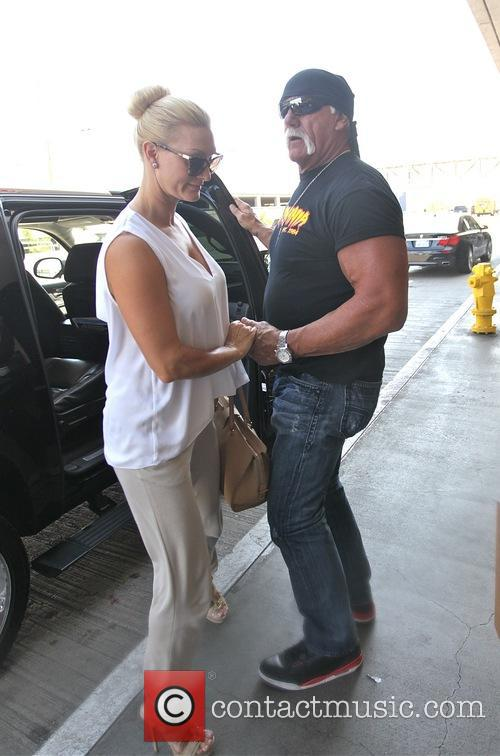 Hulk Hogan and Jennifer Mcdaniel 1