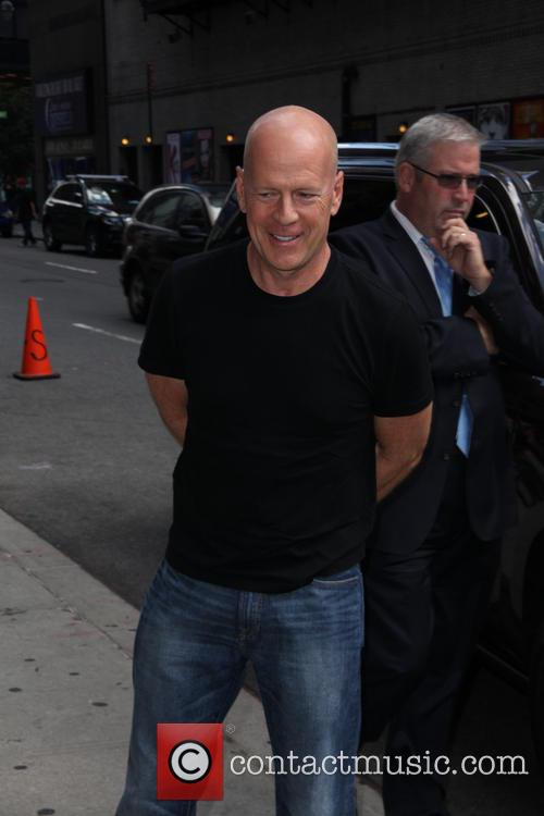bruce willis late show with david letterman 4329870