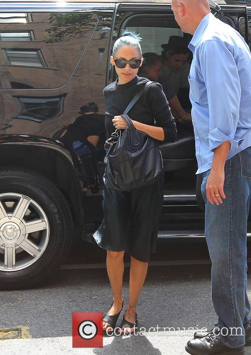 nicole richie nicole richie out and about 4329712