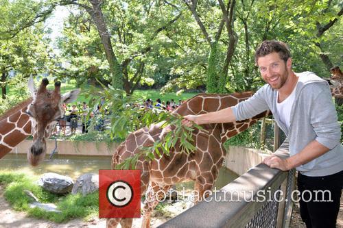 Country music singer Brett Eldredge toured the Philadelphia...