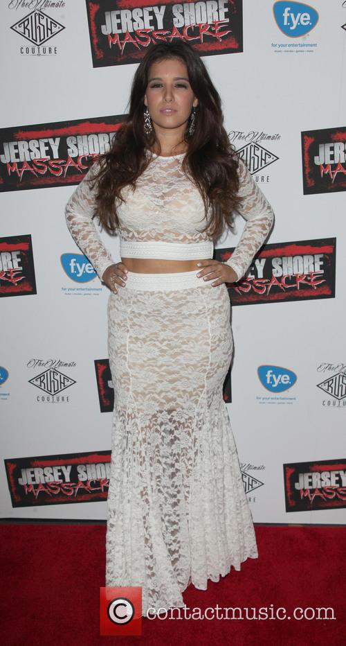 Jersey Shore and Angelica Boccella 9