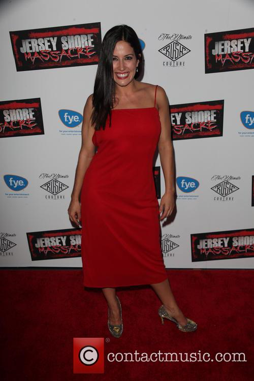 Jersey Shore and Ashley Mitchell 3