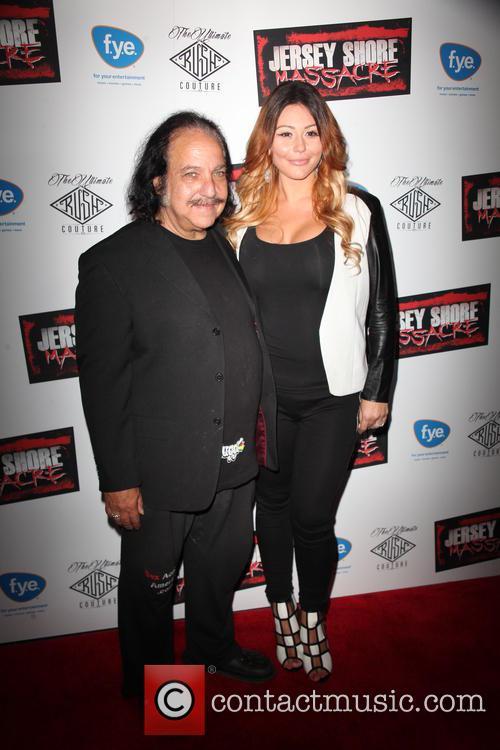 Ron Jeremy and Jenni Jwoww Farley
