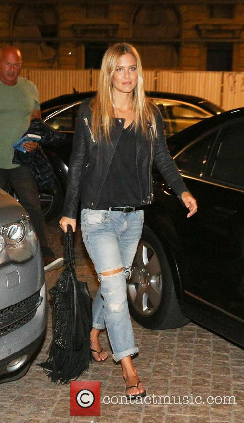 Bar Refaeli, Hotel Bristol and Poland's Next Top Model 3