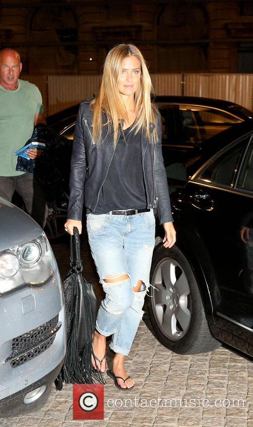Bar Refaeli, Hotel Bristol and Poland's Next Top Model 4