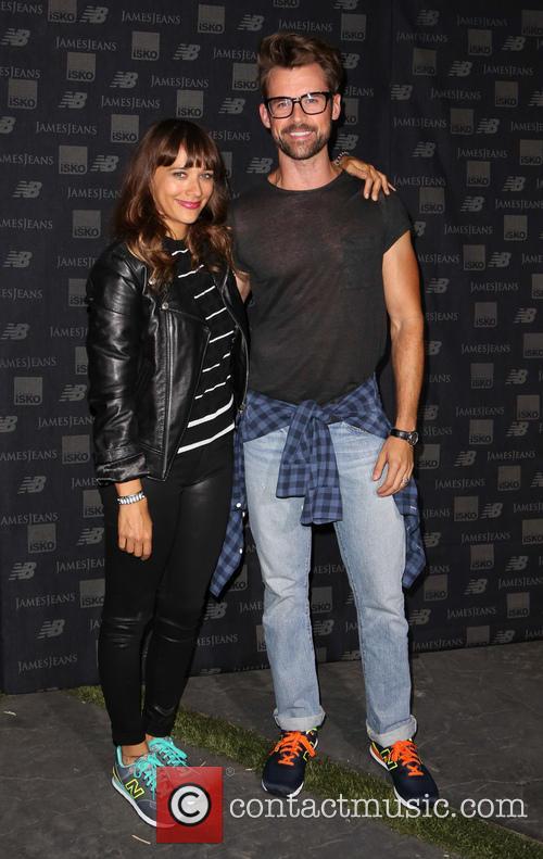 Rashida Jones and Brad Goreski 4