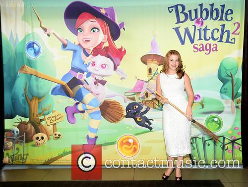 'Bubble Witch 2 Saga' event at Gansevoort Park...