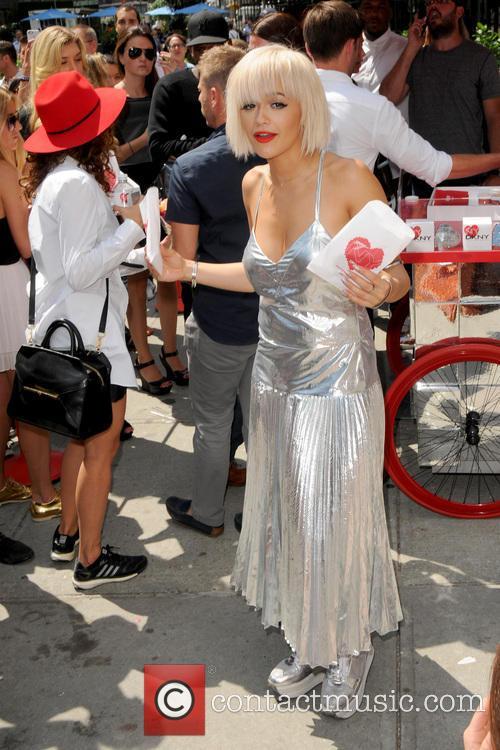DKNY Celebrates The Launch Of The New DKNY...
