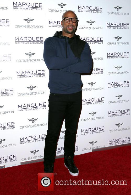 Hip Hop Artist Common at Marquee Nightclub