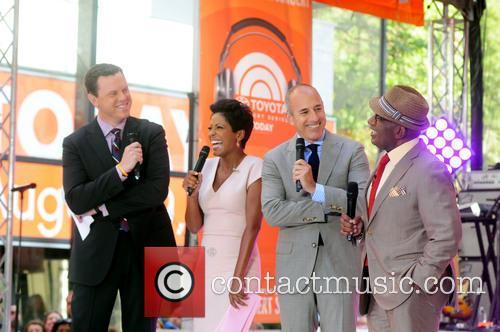Jennifer Hudson performs live on NBC's 'Today' show
