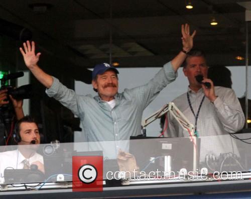 Bryan Cranston, Dodger Stadium